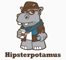 Hipsterpotamus Kids Clothes