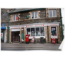 Windermere Post Office Poster