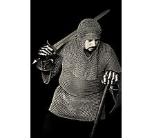 Medieval Knight #6 Photographic Print