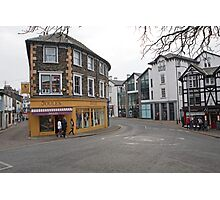 Joules In Bowness On Windermere Photographic Print
