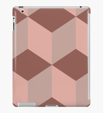 Big Cubes iPad Case/Skin