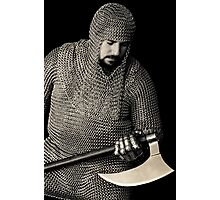 Medieval Knight #7 Photographic Print