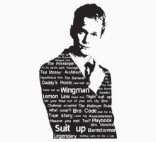 Barney stinson  by VirtualMan