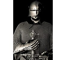 Medieval Knight #8 Photographic Print