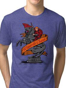 Wizard's Chess Tri-blend T-Shirt