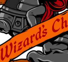 Wizard's Chess Sticker
