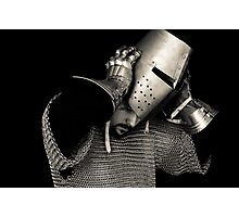 Medieval Knight #10 Photographic Print