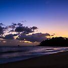 Sunrise from Ellis Beach by Silken Photography