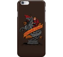 Wizard's Chess iPhone Case/Skin