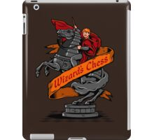 Wizard's Chess iPad Case/Skin