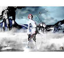 FAN ART: Princess Droid Photographic Print
