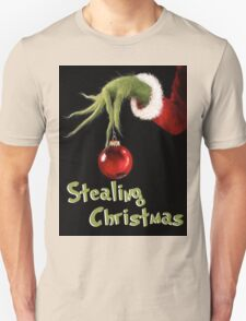 THE GRINCH STEALING CHRISTMAS 2015 T-Shirt
