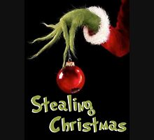 THE GRINCH STEALING CHRISTMAS 2015 Unisex T-Shirt