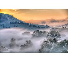 Play Misty For Me - Jingelic NSW/Walwa Victoria - Upper Murray - The HDR Experience Photographic Print