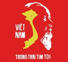 Vietnam Propagana - Vietnam in my Heart by Tim Topping