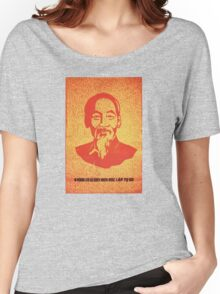 Vietnam Propagana - Nothing is More Precious Women's Relaxed Fit T-Shirt