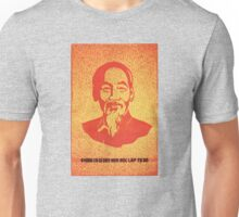Vietnam Propagana - Nothing is More Precious Unisex T-Shirt