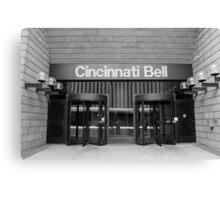 Cincinnati Bell Canvas Print