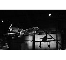 Flying Photographic Print