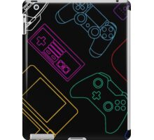 Video Game Controller iPad Case/Skin