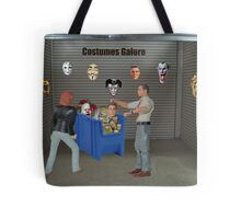 I know you're excited about the costume ball, but I think you're getting ahead of yourself!! Tote Bag