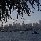 Port Phillip Bay, Melbourne by Kymbo
