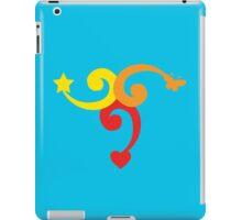 Heart, Butterfly, Star iPad Case/Skin