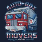 Auto-Box Moving Service by AtomicRocket