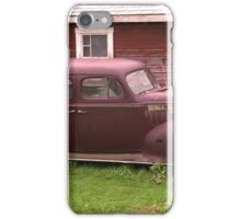 Antique Car iPhone Case/Skin