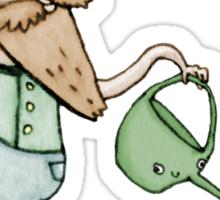 Sassy Garden Gnome Sticker
