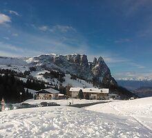 Alpe di siusi.Trentino alto Adige  by corradoisole