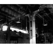 Industrial Lighting downtown nyc Photographic Print