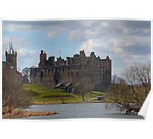 Linlithgow Palace 2 Poster