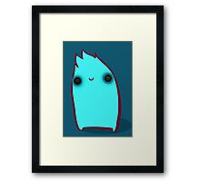 Lil' Billy (Monster) Framed Print