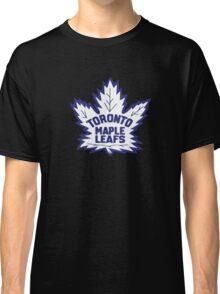 Toronto Maple Leafs Retro Logo Classic T-Shirt