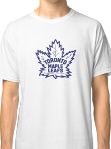 Toronto Maple Leafs Retro Logo Classic T-Shirt