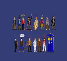 The Doctors and the Companions Unisex T-Shirt