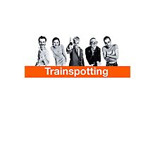 Trainspotting Photographic Print