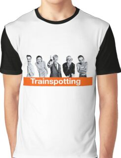 Trainspotting Graphic T-Shirt