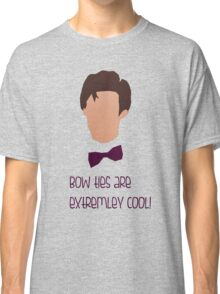 Bow Ties Are EXTREMELY cool!  Classic T-Shirt