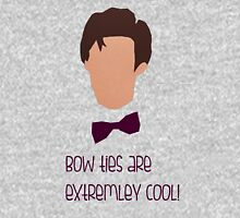 Bow Ties Are EXTREMELY cool!  Unisex T-Shirt