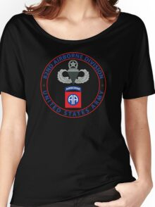 82nd Airborne Women's Relaxed Fit T-Shirt
