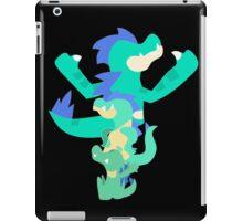 Pokemon Totodile Evolution Line Shiny iPad Case/Skin