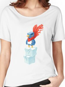 Super Penguin Women's Relaxed Fit T-Shirt
