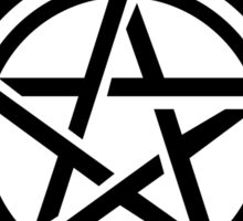 Supernatural Anti-Posession Symbol Sticker