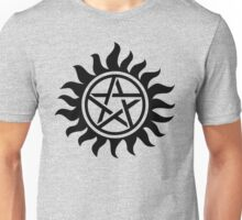 Supernatural Anti-Posession Symbol Unisex T-Shirt