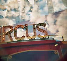 santas circus by PAUL FRANCIS