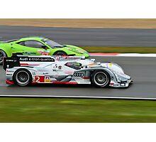 Audi Sport Team Joest No 2 Photographic Print