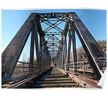 Iron Bridge Poster