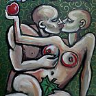 Lovers - Garden of Eden2 by CarmenT